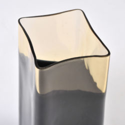The image for Black Glass Vase 03