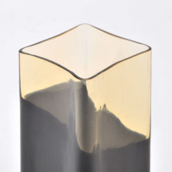 The image for Black Glass Vase 04