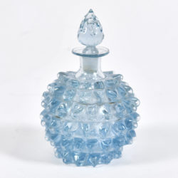 The image for Blue Murano Scent Bottle 01