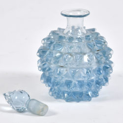 The image for Blue Murano Scent Bottle 02