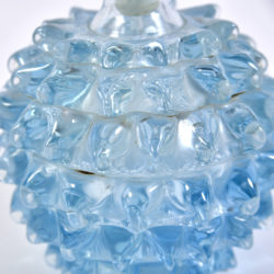 The image for Blue Murano Scent Bottle 04
