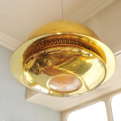 The image for Brass Ceiling Light