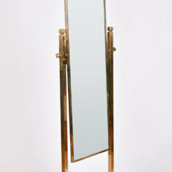 The image for Brass Dressing Mirror 02