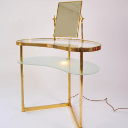The image for Brass Dressing Table 06