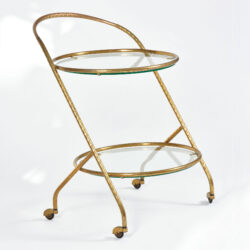 The image for Circular Drinks Trolley 01