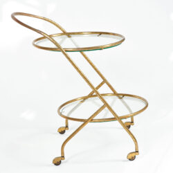 The image for Circular Drinks Trolley 02