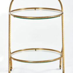 The image for Circular Drinks Trolley 03