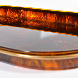 The image for Faux Tortoise Shell Tray 03