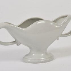 The image for Fulham Vase Blue Grey 5