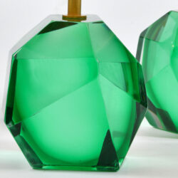 The image for Green Rock Lamps Close Up 01