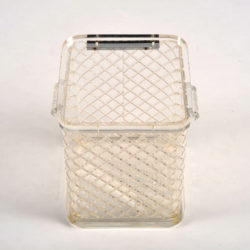 The image for Lucite Ice Bucket Squares