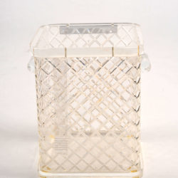 The image for Lucite Ice Bucket Squares4
