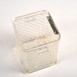 The image for Lucite Ice Bucket Squares6