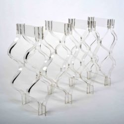 The image for Lucite Bottle Rack I