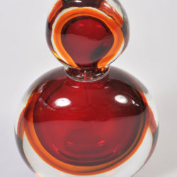 The image for Murano Bottle Large2