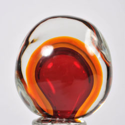 The image for Murano Bottle Large4