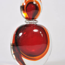 The image for Murano Bottle Large6