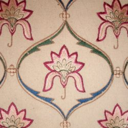The image for Valerie Wade Ams565 Mughal Flowers Garlands 02