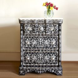 The image for Valerie Wade Fc472 Mother Of Pearl Side Cabinet 01