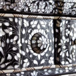 The image for Valerie Wade Fc472 Mother Of Pearl Side Cabinet 03