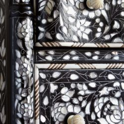 The image for Valerie Wade Fc472 Mother Of Pearl Side Cabinet 06