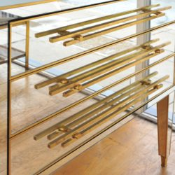 The image for Valerie Wade Fc661 1970S Italian Mirrored Chest Drawers 03