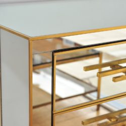 The image for Valerie Wade Fc661 1970S Italian Mirrored Chest Drawers 04