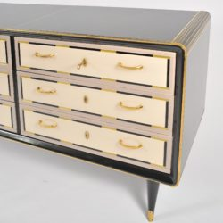 The image for Valerie Wade Fc664 1980S Italian Double Width Chest Drawers 03