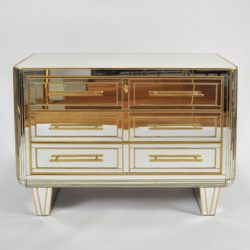 The image for Valerie Wade Fc665 1970S Mirrored Chest Drawers 01