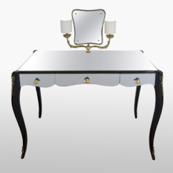 The image for Valerie Wade Fd0524 1950S Italian Dressing Table Fratelli De Capitani 01