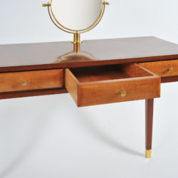 The image for Valerie Wade Fd645 Fruitwood Dressing Table Vi