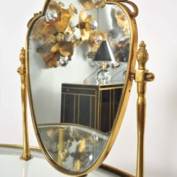 The image for Valerie Wade Fd670 1950S Italian Star Dressing Table 03