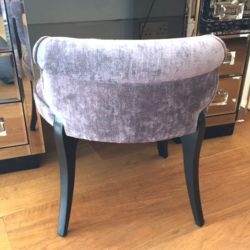The image for Valerie Wade Fs027 Low Back Upholstered Seat 05