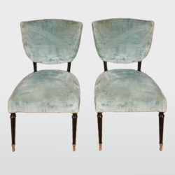 The image for Valerie Wade Fs543 Pair 1950S Side Chairs Paolo Buffa 01