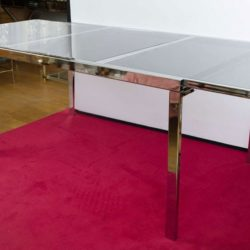 The image for Valerie Wade Ft421 1970S Extending Dining Table Milo Baughman 02