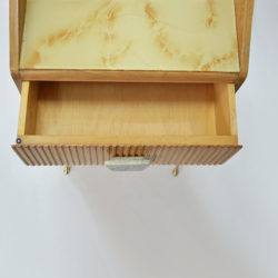 The image for Valerie Wade Ft630 Pair 1950S Italian Bedside Tables 08