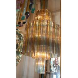 The image for Valerie Wade Lc080 Monumental Seguso Chandelier 04