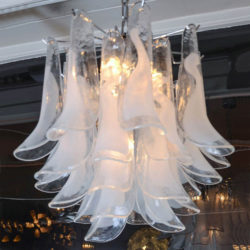 The image for Valerie Wade Lc237 Contemporary Frou Frou Chandelier 01