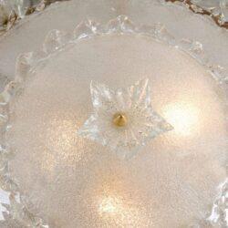 The image for Valerie Wade Lc317 1970S Italian Super Ornate Glass Chandelier 03