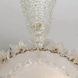 The image for Valerie Wade Lc317 1970S Italian Super Ornate Glass Chandelier 04