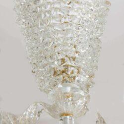 The image for Valerie Wade Lc317 1970S Italian Super Ornate Glass Chandelier 07