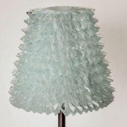 The image for Valerie Wade Lt093 Piecrust Lamp Medium 04