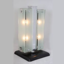 The image for Valerie Wade Lt376 Italian Rectangular Table Lamp 01