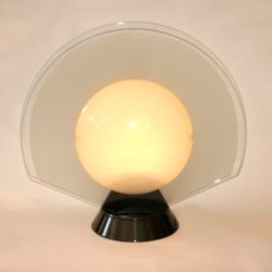 The image for Valerie Wade Lt456 1950S Italian Sun Moon Lamp 01