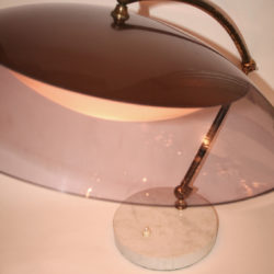 The image for Valerie Wade Lt629 1950S Italian Articulated Dome Lamp Stilux 03