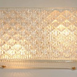 The image for Valerie Wade Lw227 Italian Glass Wall Lights 02
