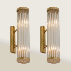 The image for Valerie Wade Lw403 Pair Venini Arm Wall Lights 01