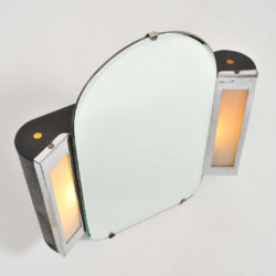 The image for Valerie Wade Mt626 1930S Us Art Deco Illuminated Dressing Table Mirror 02