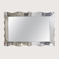 The image for Valerie Wade Mw236 1950S French Rectangular Mirror 01