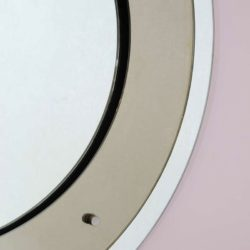 The image for Valerie Wade Mw481 Double Circle Mirror Fontana Arte 02